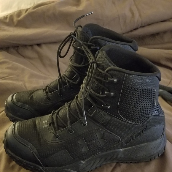 Work Boots Slip Resistant Size